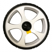 Sport Rear Wheel for Powakaddy (White)